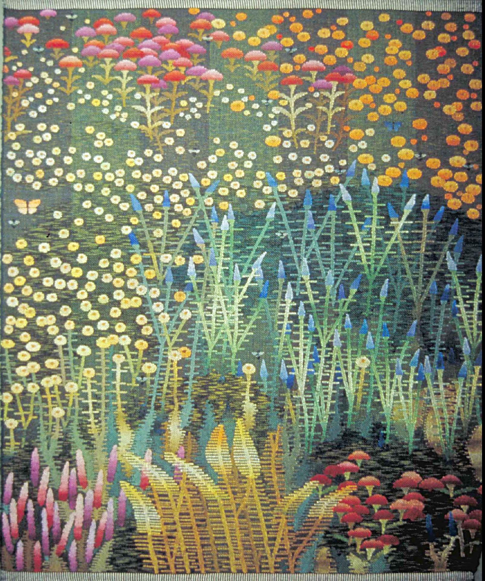 Prairie Garden, 2002.  Private client, Valparaiso IN