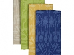 Spoon Jacquard Dishtowel for Crate & Barrel
