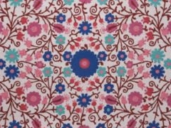 Better Floors and Gardens rug, pink, designed for Land of Nod