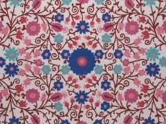 Better Floors and Gardens rug, pink, designed for Land of Nod