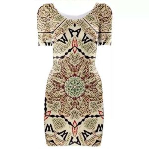 WaWa body dress LFN