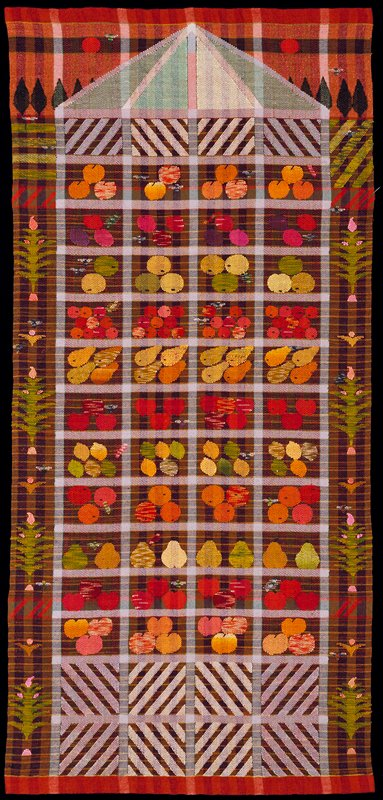 Side Panel, Bounty & Thrift, Minneapolis Institute of Arts