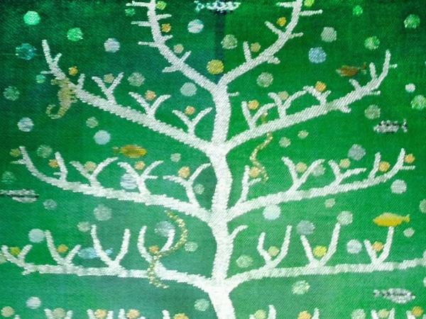 Tree of Revelation, 2014.  St Stephens Episcopal Church, New Harmony IN