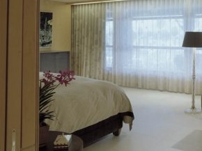 Labyrinth Curtains, bedroom