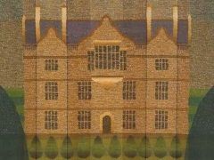 Montacute side facade