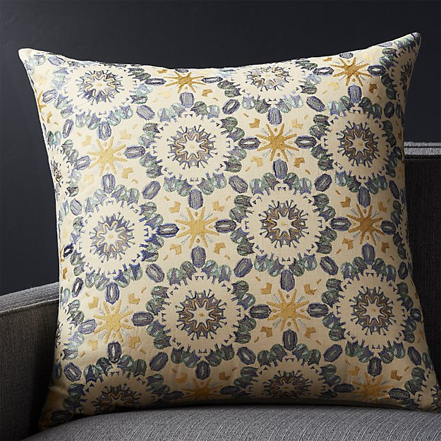 Pavati Pillow for Crate & Barrel