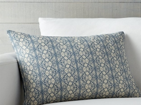 Lorna Pillow for Crate & Barrel