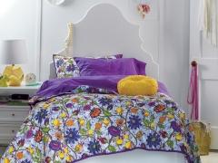 Conservatory Bedding designed for Land of Nod