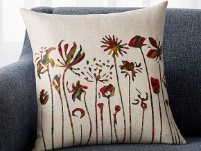 Casella Pillow for Crate & Barrel