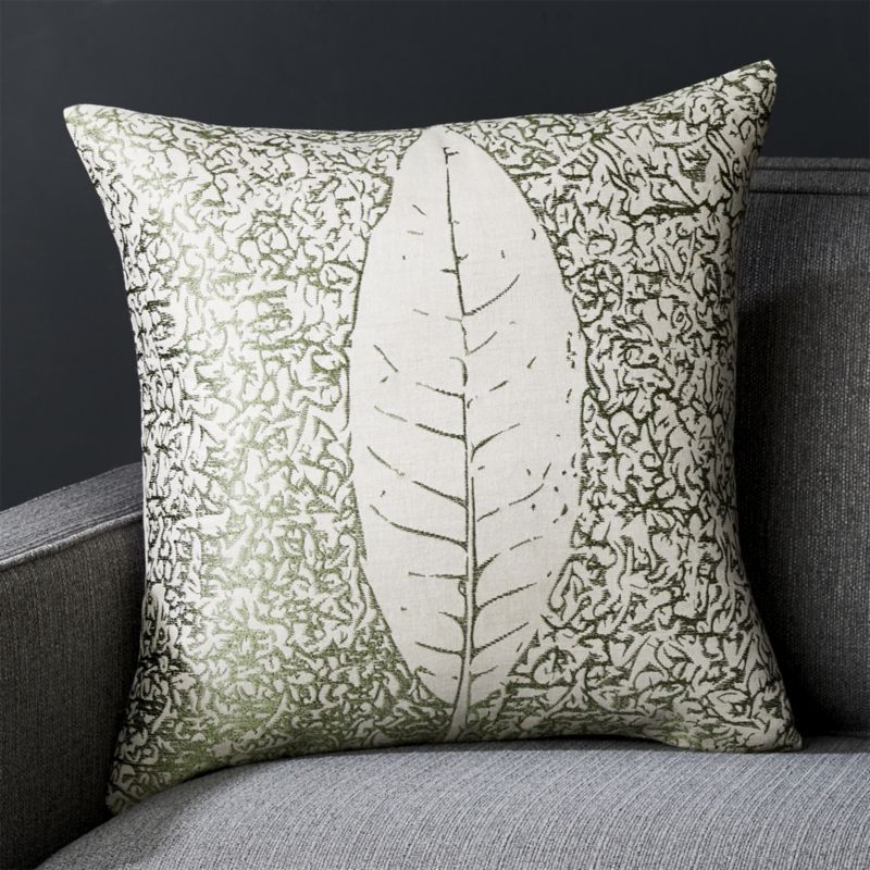 Clovis Pillow for Crate & Barrel