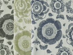 Auricula Jacquard Dishtowel for Crate & Barrel