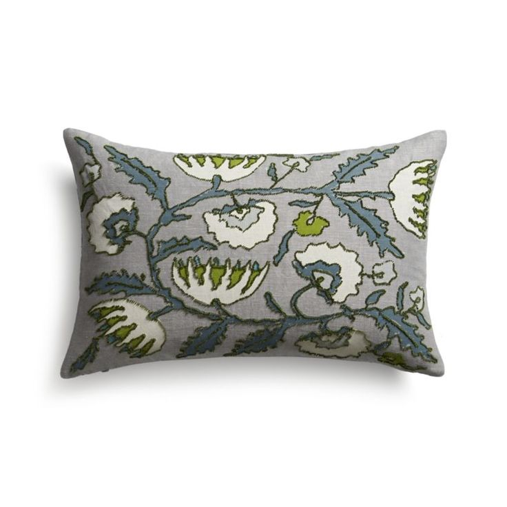 Vinova Pillow for Crate & Barrel