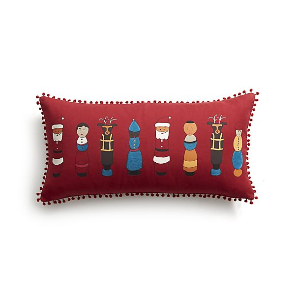 Winder Pillow for Crate & Barrel