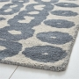Orlo Blue Rug Detail