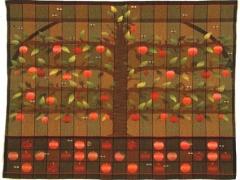 Iron Frame Apple Tree