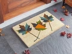 Maple Leaf Doormat